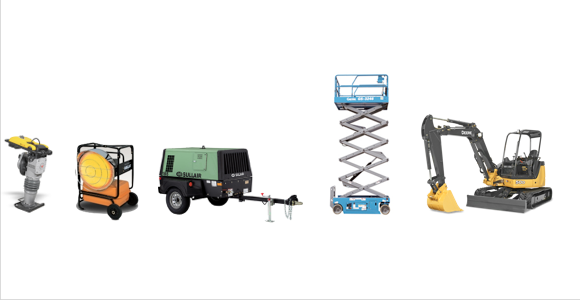 Featured Rental Equipment Manufacturers