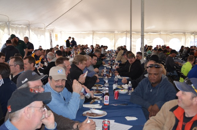 Over 900 Customers Attended the Duke Company Equipment Rental and Construction Supplies customer appreciation event in Rochester NY
