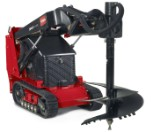 Toro Dingo Auger Rental Attachment