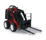 Toro Dingo Forks Rental Attachment