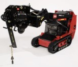 Toro Dingo Vibratory Plow and Boring Rental Attachment