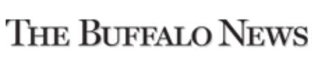 Logo for the Buffalo News