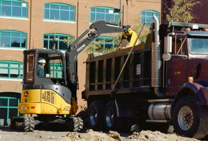 Picture of John Deere 35 D Mini Excavator Rental
