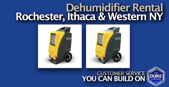 Picture of Rent Dehumidifiers in Rochester and Ithaca NY