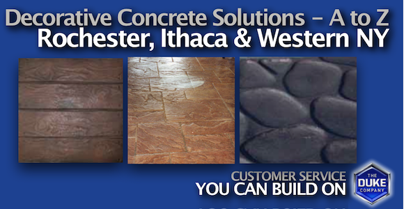 Concrete Stamping Tools - Rent or Buy in Rochester, Ithaca & W. NY