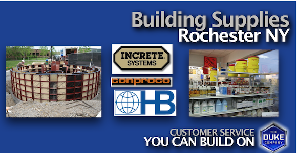 Building Supplies Rochester NY