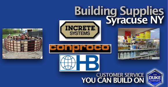 Building Supplies Syracuse NY