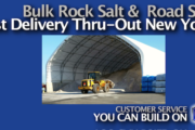 Bagged and Bulk Rock Salt Prices in Upstate NY
