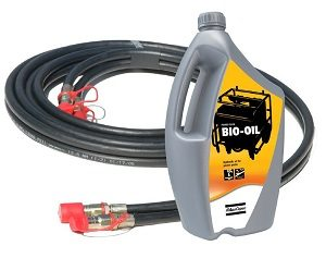 atlas copco bio oil extension hoses