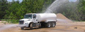 Ledwell water tank truck